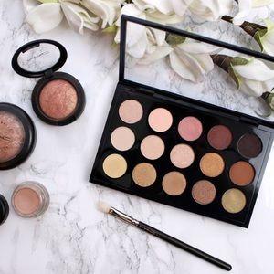 MAC | Eyeshadow x15 Warm Neutral Palette